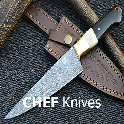Chef Knives https://VenariSteel.com